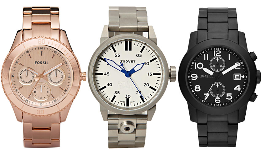 fossil klokker kvalitet