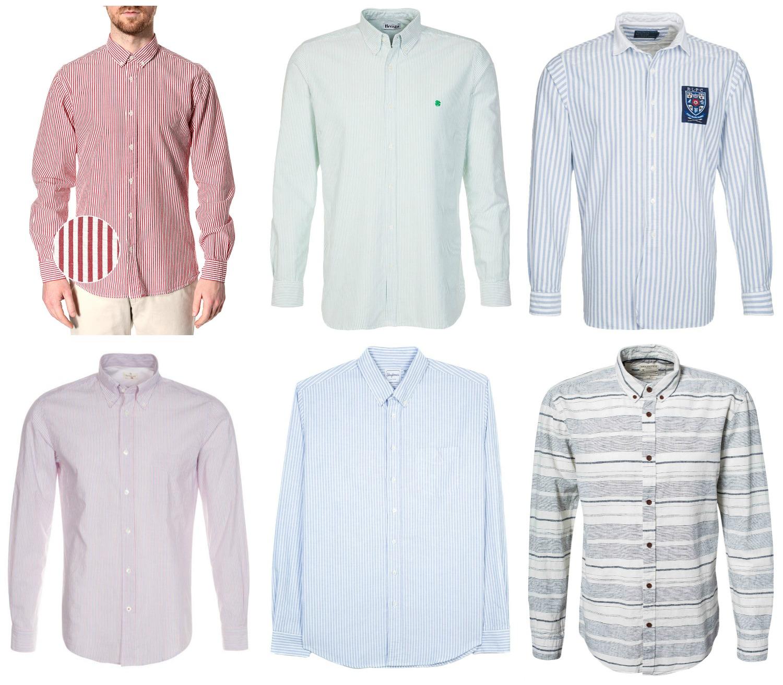 stripete skjorter