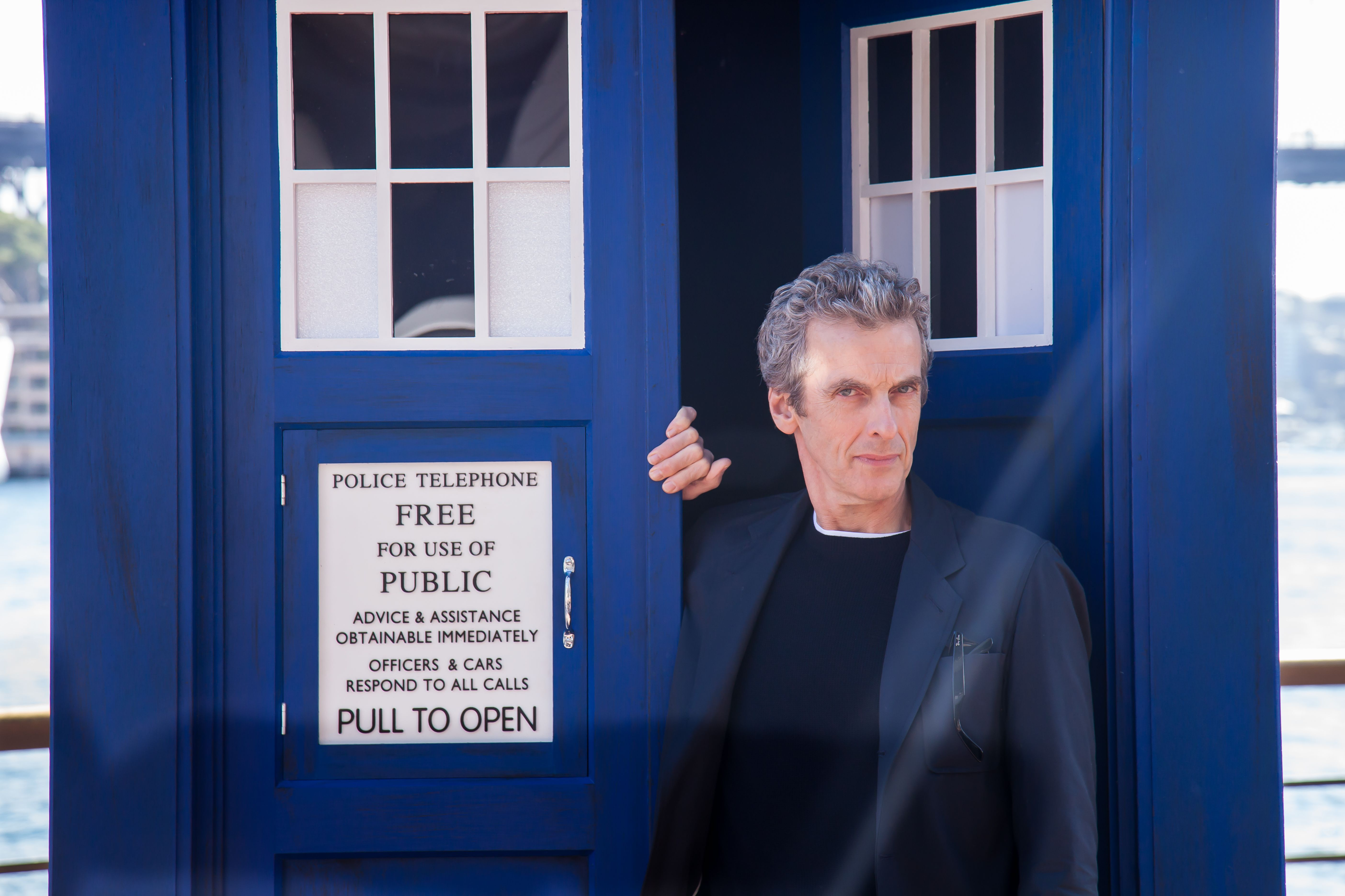 'Dr Who' photocall in Sydney, Australia - 12 Aug 2014