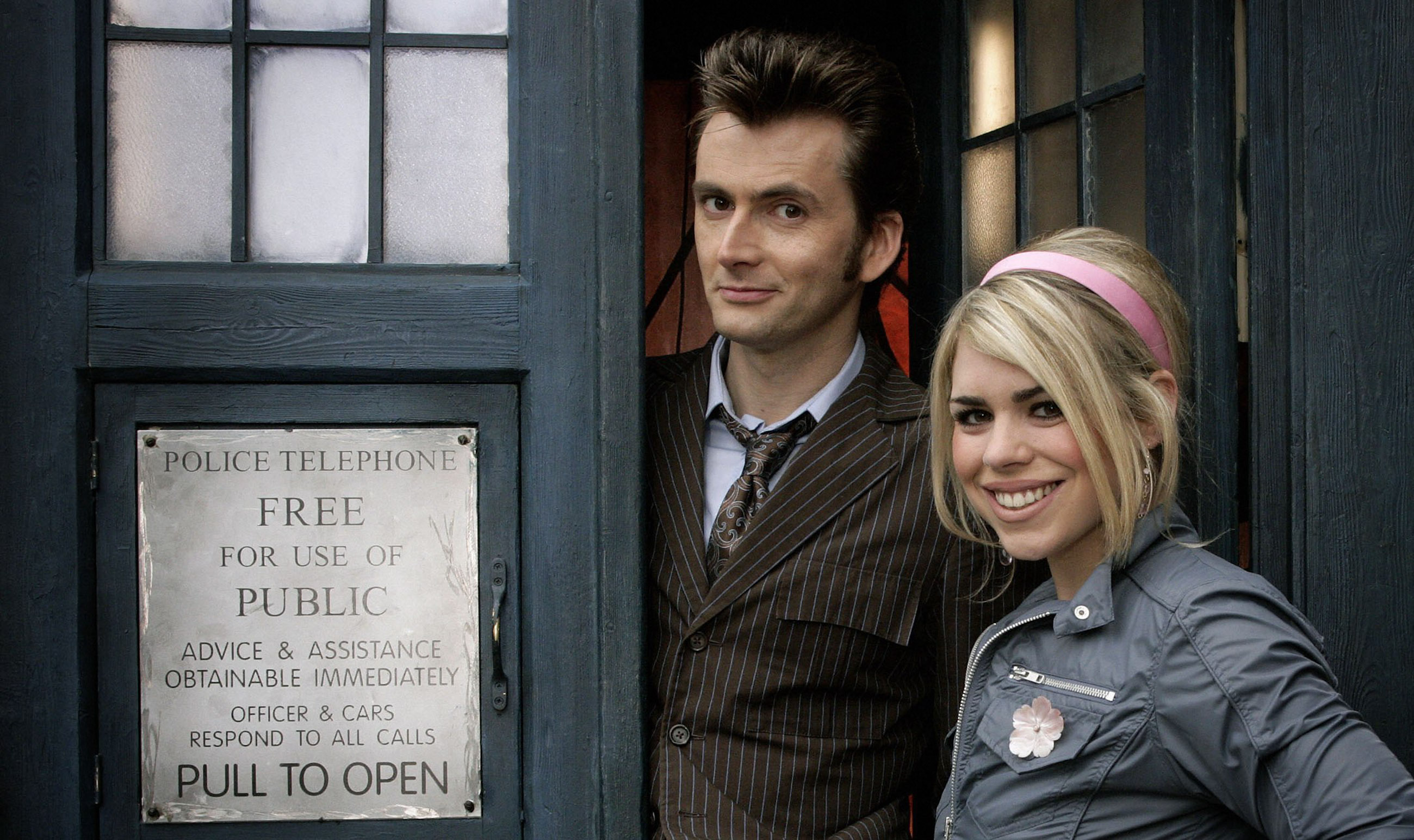 """Dr. Who"" TV Series Season 2: 2006"