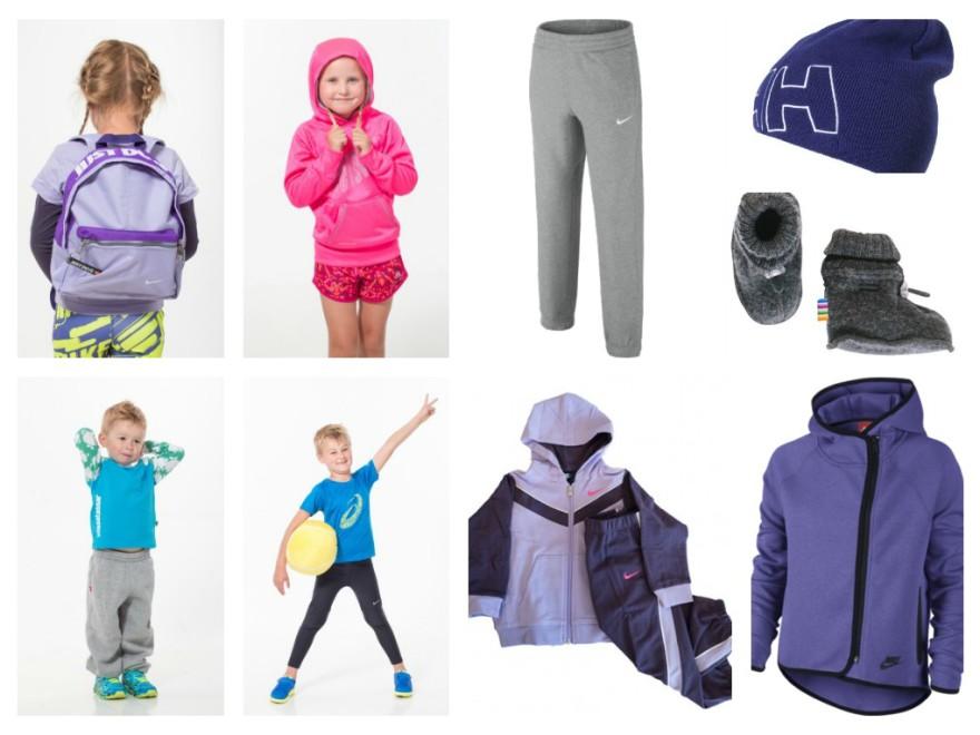 Sjekk ut nettbutikken med sporty klær til barn og unge