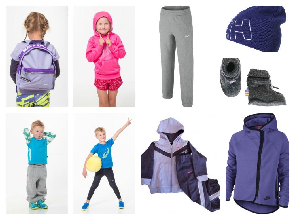 baa8d539 Sjekk ut nettbutikken med sporty klær til barn og unge - Shopping