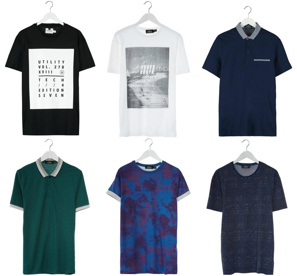 t-skjorter