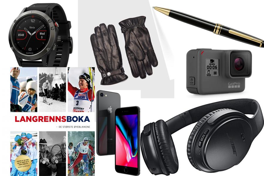 7011f2dc4 50 gaver menn ønsker seg til jul - Shopping