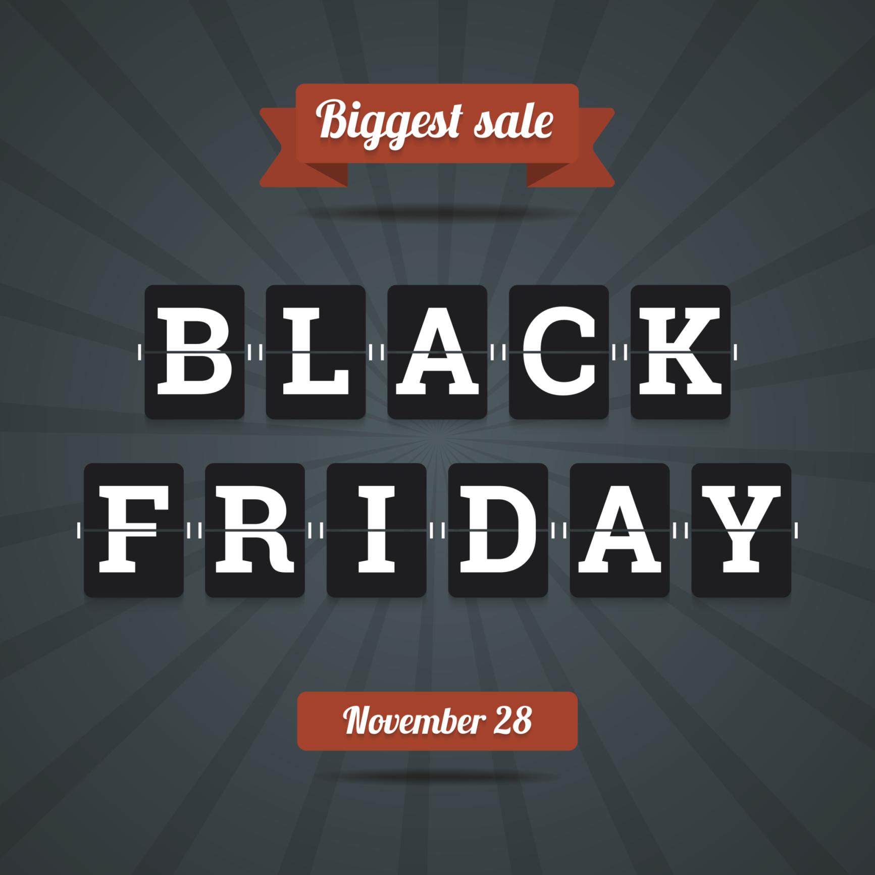 Her er alle Black Friday salgene Shopping