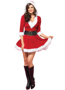 115989_Mrs_Claus_Hooded_Dress_S-M_1