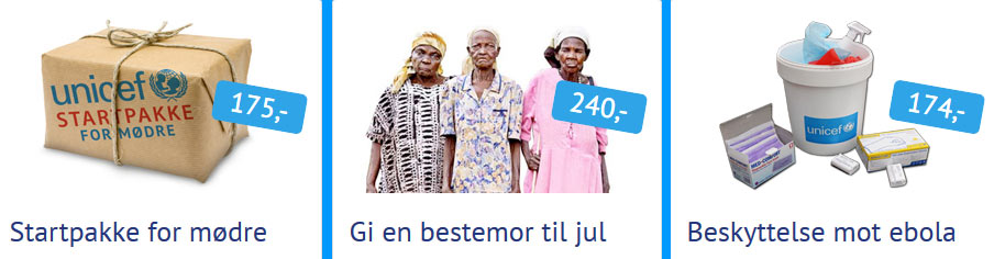julegave-UNICEF