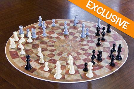 sjakk-tre
