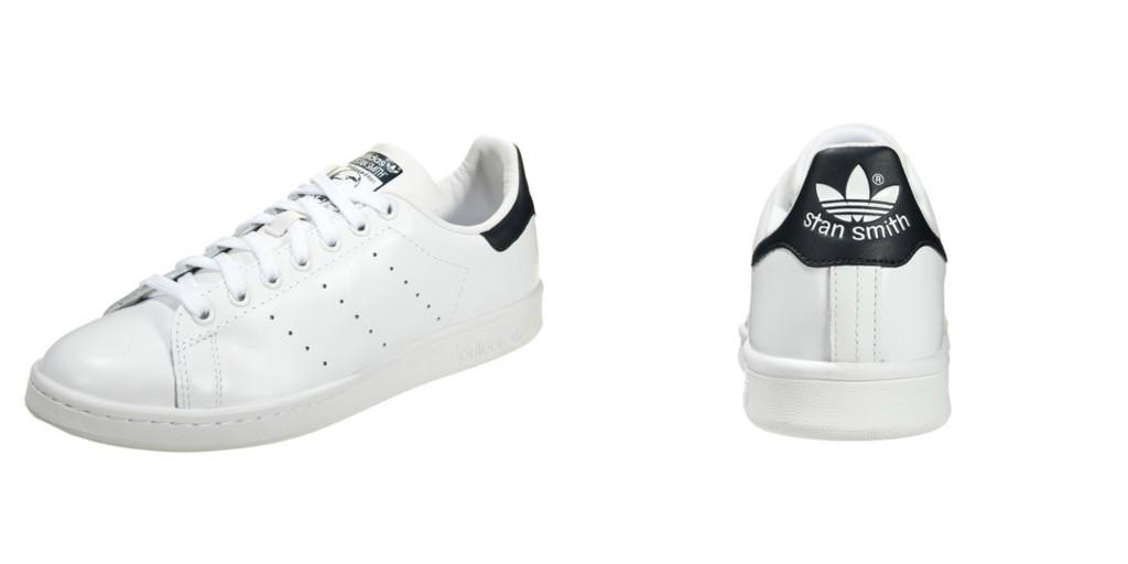 Adidas Stan Smith. Foto: Adidas. Kollasj av Daniel Bratterud