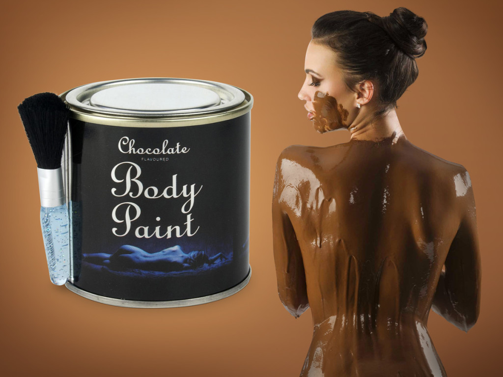 Body PaintChocolate