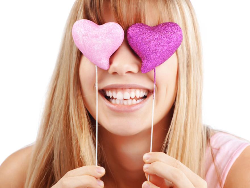 romantisk gave til henne