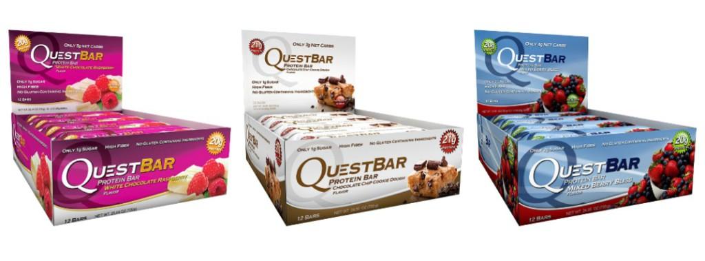 QuestBarer
