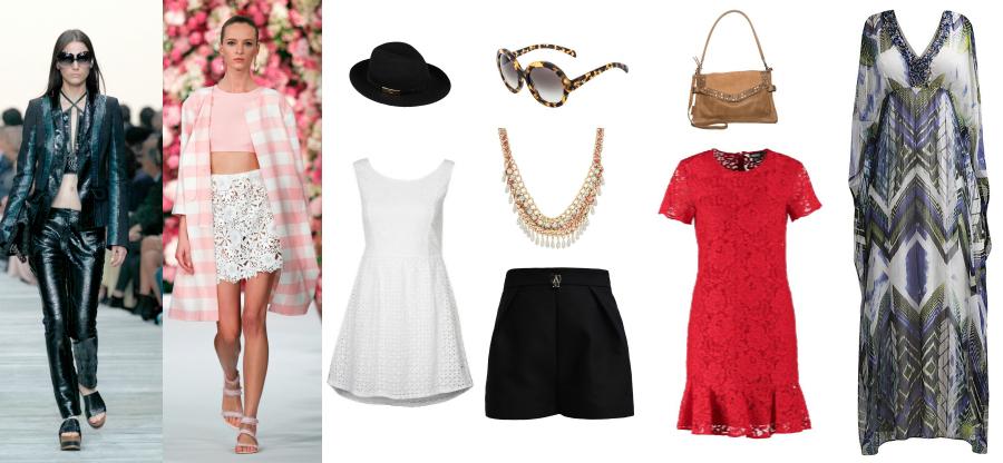 d21bf093 Dette er trendene for vår og sommer 2015 - Shopping