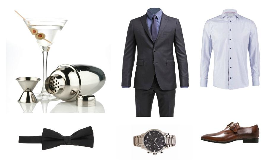 f52bd8823 Slik kler du deg som James Bond - Shopping