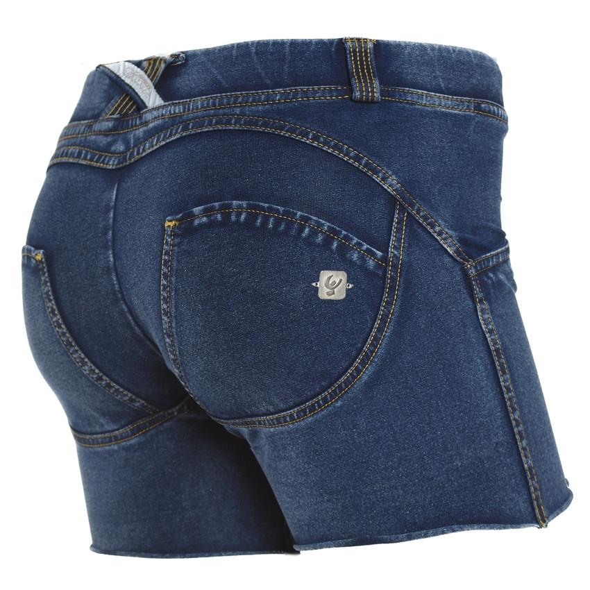 WEB_Image WR UP® Denim Shorts Dark Blue M FREDDY® 1108587879