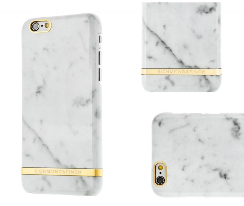 hvit marmor
