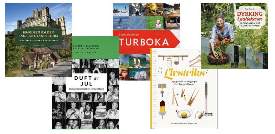 Bøker_collage