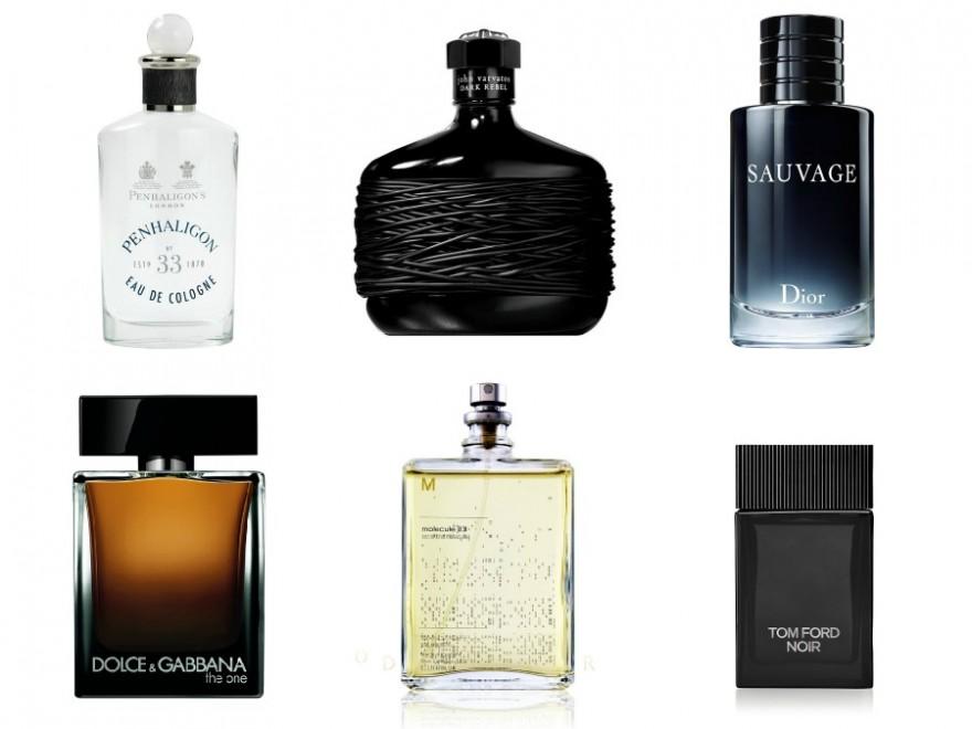 Topp 10 parfymer 2015
