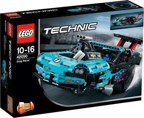 lego-technic-dragracing-bil