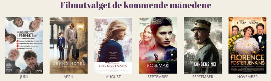Filmer-tilbud