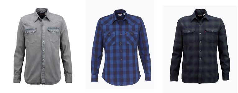 Shirts-levis
