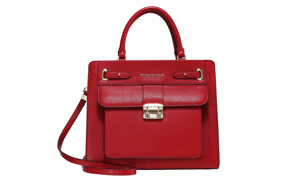 Trussardi red
