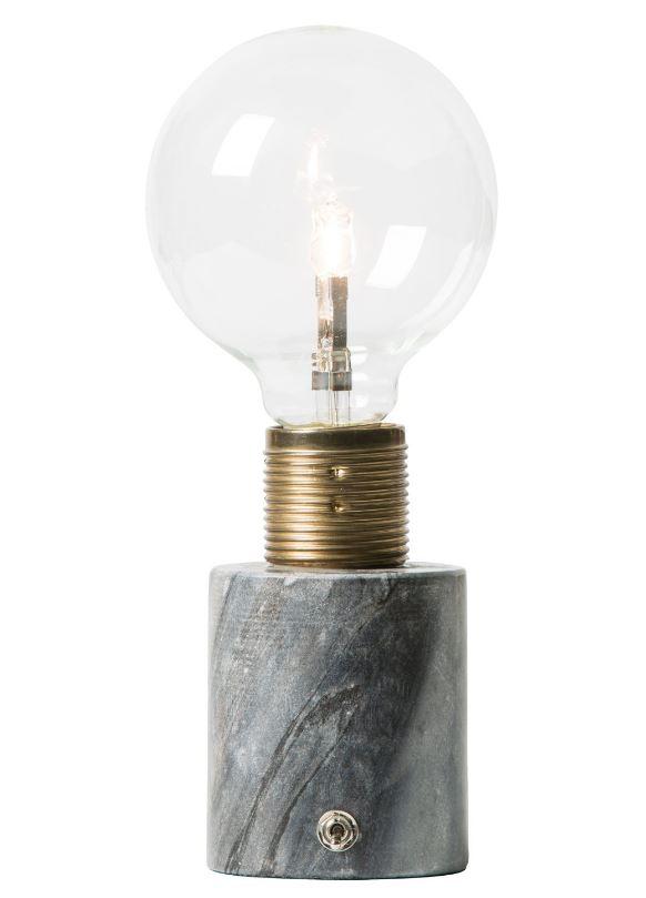 marmor-bordlampe